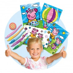 Peinture enfant jeux et jouets peinture et accessoires avenue des jeux - Fusee peppa pig ...