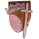 Accessoires pour panoplies médiévales : Fée Rose
