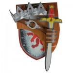 Accessoires pour panoplies médiévales : Richard Coeur de Lion