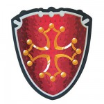Bouclier en mousse Historique : Occitan