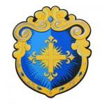 Bouclier historique : D'Artagnan