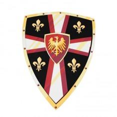Bouclier Historique 60 cm : Charlemagne