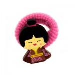 Chouchou Kokeshi : Yuko (lot de 2)