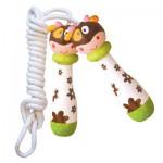Corde à sauter : Vache