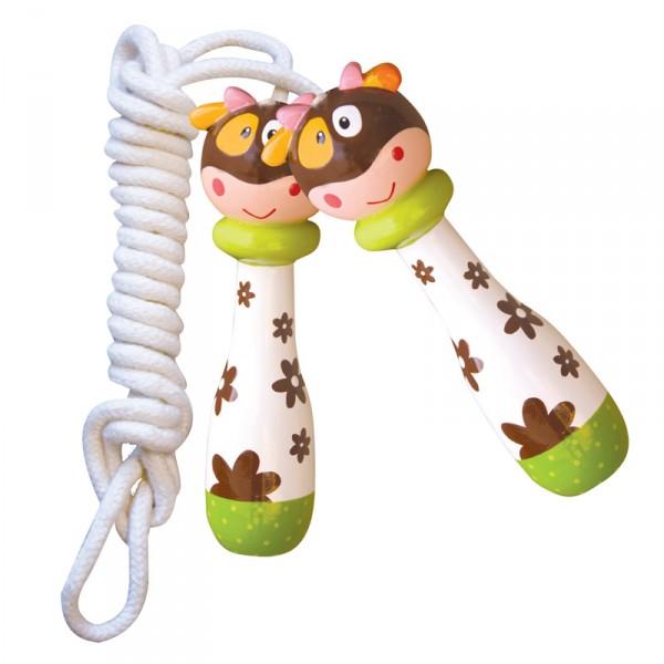 corde sauter vache jeux et jouets le coin des enfants avenue des jeux. Black Bedroom Furniture Sets. Home Design Ideas