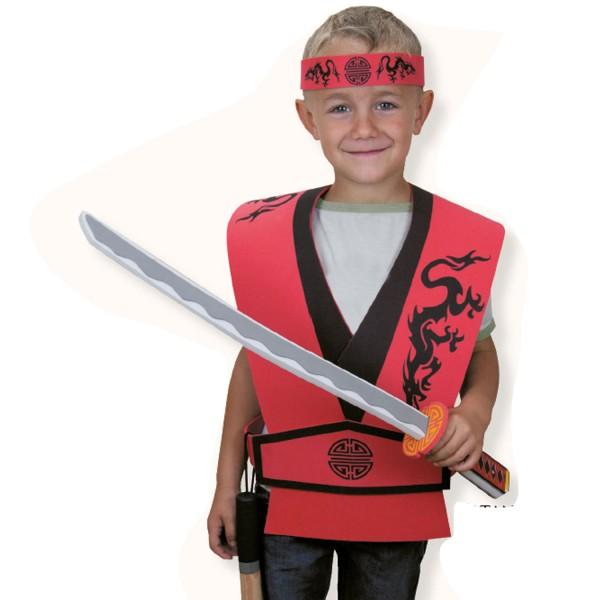 Epée de Ninja : Katana - Coin-27248