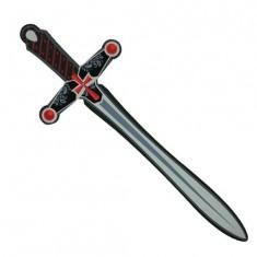 Epée en mousse Chevalier Croisé