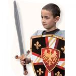Epée en mousse : Charlemagne