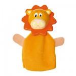 Marionnette à doigts animal Lion
