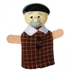 Marionnette à doigts personnage - Gepetto