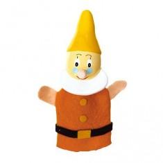 Marionnette à doigts personnage Nain Prof