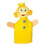 Marionnette à doigts personnage - Reine