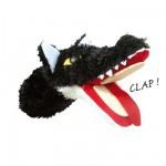 Marionnette Loup Clap