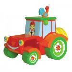 Tirelire Maison : Le tracteur