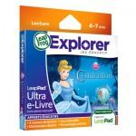 Jeu pour consoles LeapPad Explorer : Cendrillon
