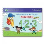 Livre LeapReader : Découvre et écris les nombres avec Mr Crayon