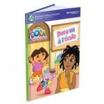 Livre LeapReader : Découvrez les lettres et les chiffres avec Dora