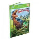 Livre LeapReader : Sur les traces du dinosaure perdu