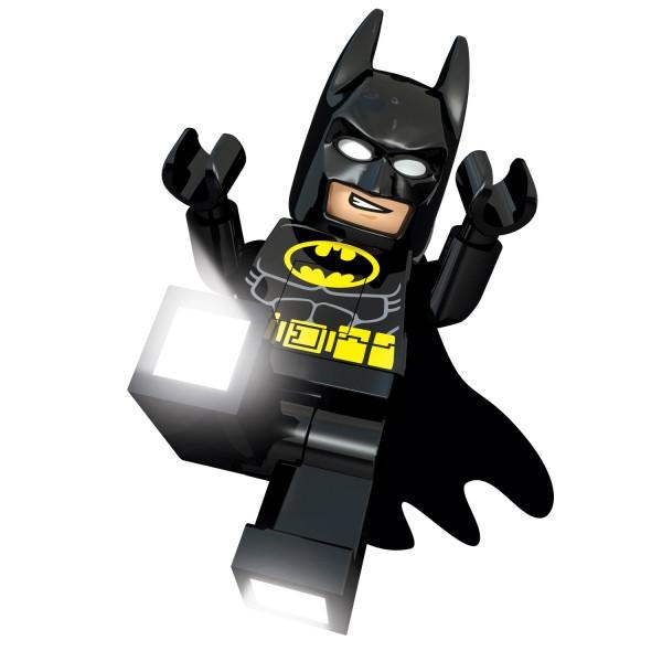 Lampe torche Lego Super Heroes : Batman - Lego-LGTOB12T
