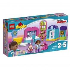 Lego 10828 Duplo : Les soins vétérinaires de Docteur la Peluche
