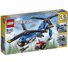 Lego 31049 Creator : L'hélicoptère à double rotor