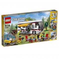 Lego 31052 :  Le camping-car