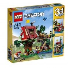 Lego 31053 Creator : Les aventures dans la cabane dans l'arbre