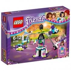Lego 41128 Friends : Le manège volant du parc d'attractions