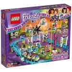 Lego 41130 Friends : Les montagnes russes du parc d'attractions