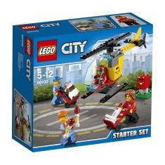Lego 60100 City : Ensemble de démarrage de l'aéroport