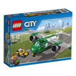 Lego 60101 City : L'avion cargo