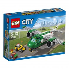Lego 60101 City : L'avion cargo