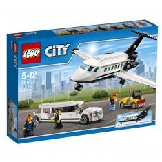 Lego 60102 City : Le service VIP de l'aéroport