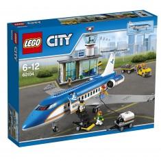 Lego 60104 City : Le terminal pour passagers