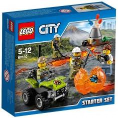 Lego 60120 City : Ensemble de démarrage du volcan