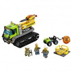 Lego 60122 City : La foreuse à chenilles