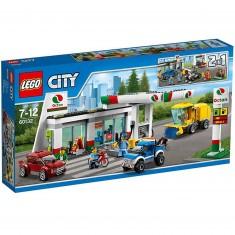 Lego 60132 City : La station-service