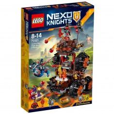Lego 70321 Nexo Knights : La machine maudite du Général Magmar
