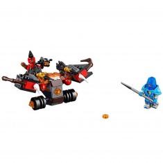 Lego 70318 Nexo Knights : Le lance-globe