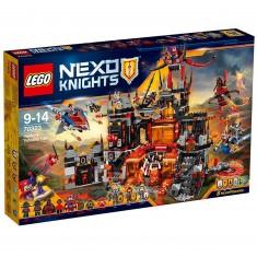 Lego 70323 Nexo Knights : Le repaire volcanique de Jestro