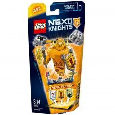 Lego 70336 Nexo Knights : Axl l'Ultime chevalier