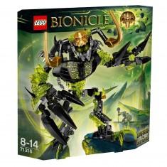 Lego 71316 Bionicle : Umarak le destructeur
