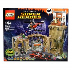 Lego 76052 Super Heroes : Batman : La Batcave