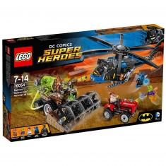 Lego 76054 Super Heroes : Batman : la récolte de peur de l'Épouvantail