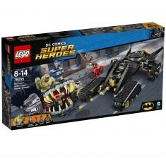 Lego 76055 Super Heroes : Batman : Choc dans les égouts avec Killer Croc