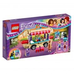 Lego 41129 Friends : La camionnette à hot-dogs du parc d'attractions