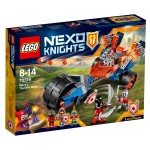 Lego 70319 Nexo Knights : La moto-tonnerre de Macy