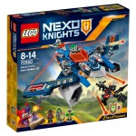 Lego 70320 Nexo Knights : L'Aero Striker V2 d'Aaron Fox