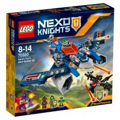 Lego 70320 Nexo Knights : L'Aero Striker V2 d'Aaron Fox