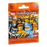 Lego 71011 : Minifigurines : Série 15